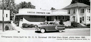 Gonsted building