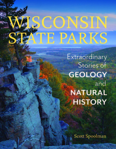 Wisconsin State Parks Book Cover