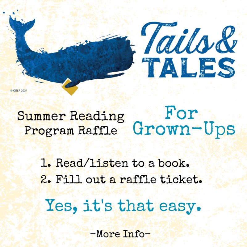 Tails and Tails Summer Reading Program